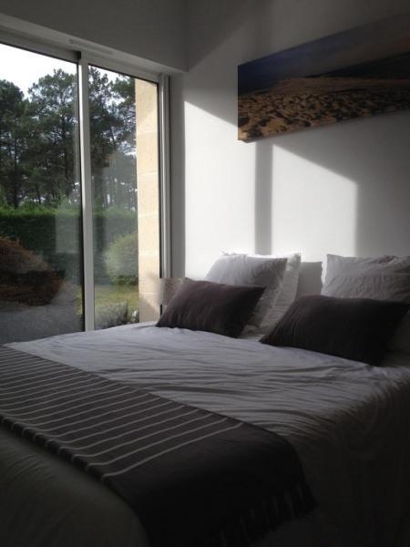 Chambre lit 160, vue piscine