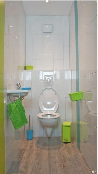 Toilette indépendant
