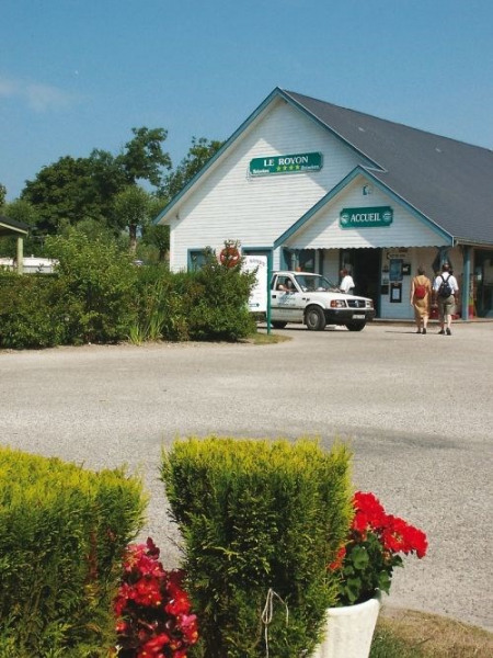 Airotel Camping LE ROYON, 300 emplacements, 85 locatifs