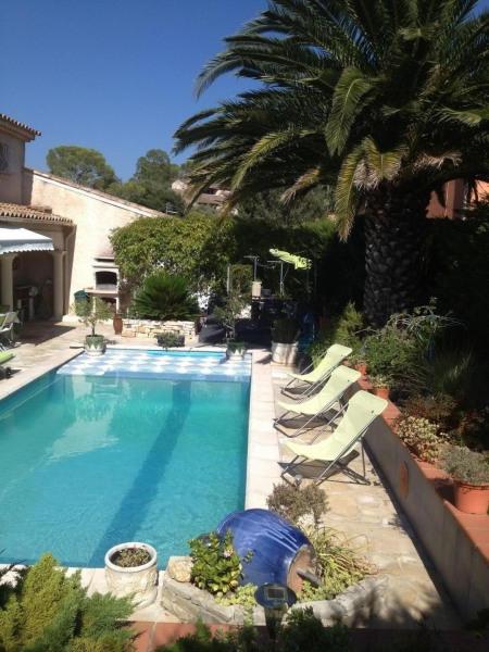 Villa avec piscine privée ( max 8 pers ) Climatisation général