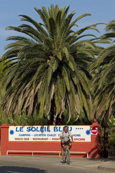 Camping Soleil Bleu - Kheops Vacances, 15 locatifs