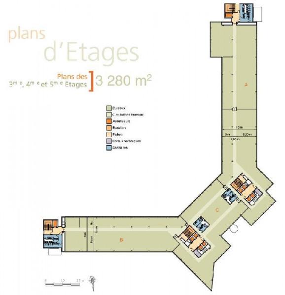 location bureau v lizy villacoublay yvelines 78 7081 m r f rence n l9242. Black Bedroom Furniture Sets. Home Design Ideas