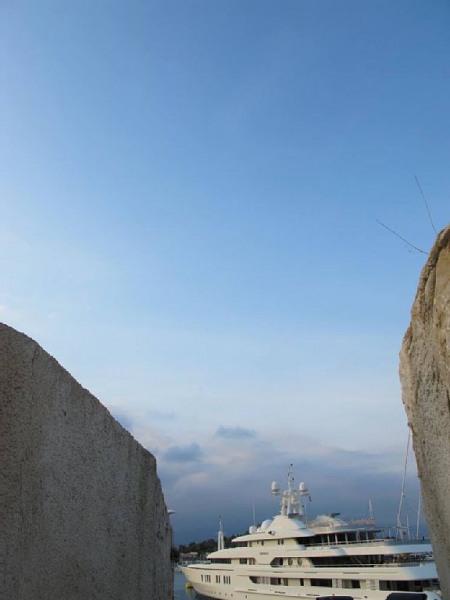 Le port des Milliardaires d'Antibes
