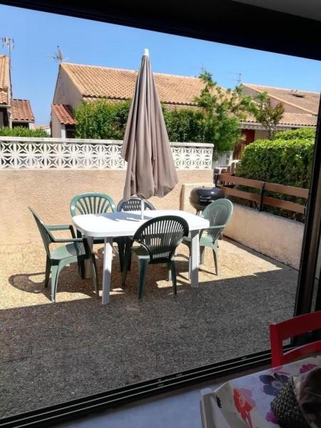 Location vacances Portiragnes -  Maison - 5 personnes - Barbecue - Photo N° 1