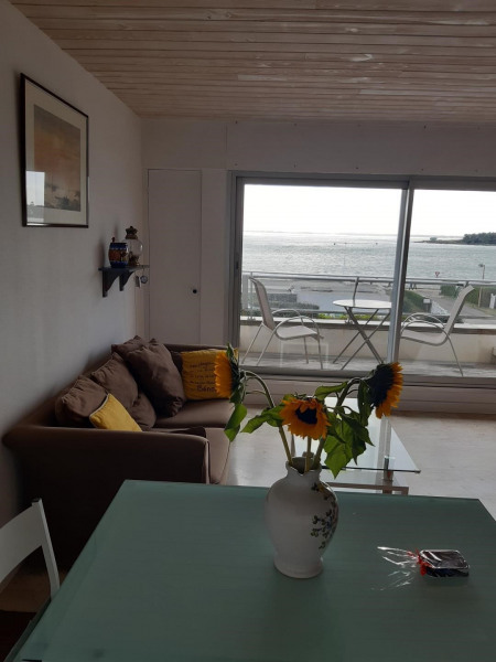 Holiday rentals Bénodet - Apartment - 3 persons - Deck chair - Photo N° 1