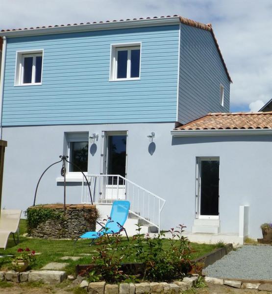 Holiday rentals Saint-Julien-de-Concelles - House - 4 persons - BBQ - Photo N° 1