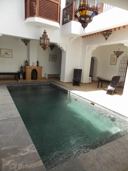 Holiday rentals Marrakesh - B&B - 57 persons - BBQ - Photo N° 1