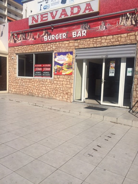 Location Local commercial Ajaccio