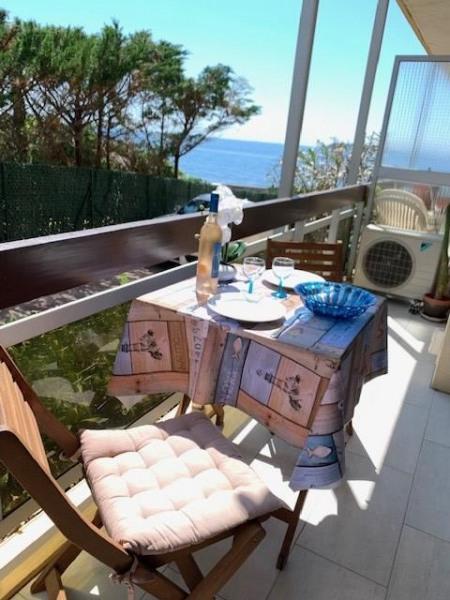 Location vacances Sainte-Maxime -  Appartement - 2 personnes - Cour - Photo N° 1
