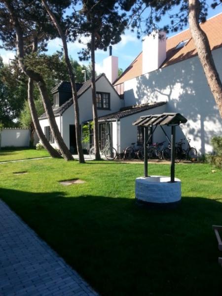 Cottage de charme dans un clos privatif avec vue sur polders