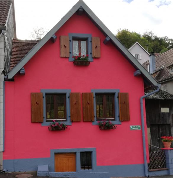 Location vacances Luttenbach-près-Munster -  Maison - 5 personnes - Barbecue - Photo N° 1