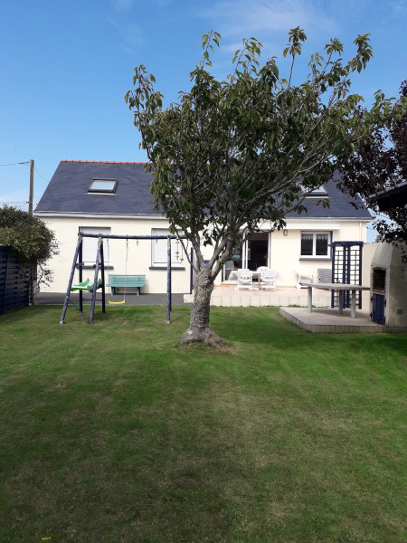 Location vacances Penmarc'h -  Appartement - 4 personnes - Barbecue - Photo N° 1