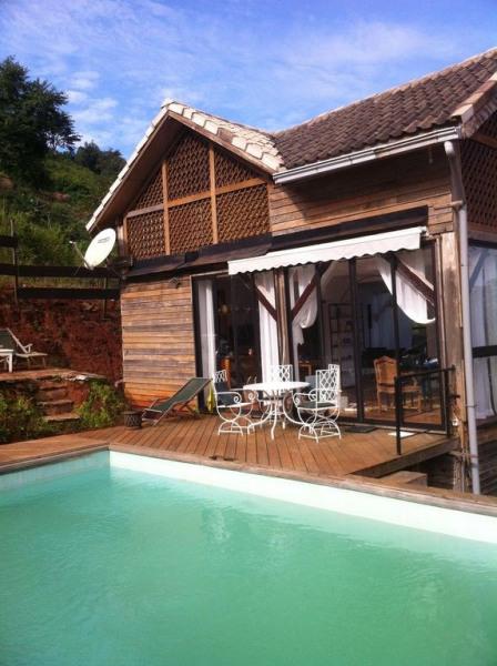 tres agreable maison sur mont febe a yaounde