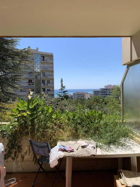 Nice - FABRON - Studio meublé 22m² avec terrasse - Nice (06000)-3