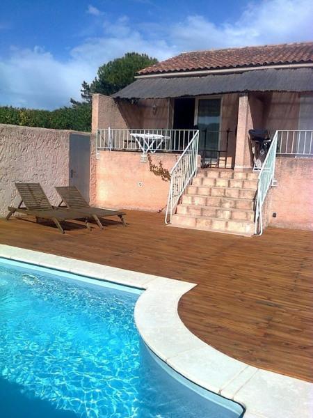 Studio pour 4 pers. avec piscine privée, Cavaillon