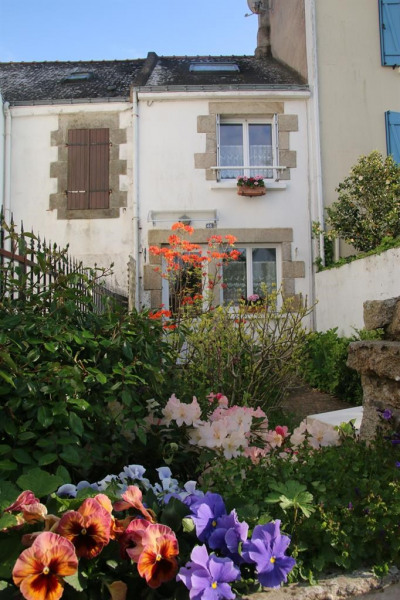 Location vacances Saint-Gildas-de-Rhuys -  Maison - 4 personnes - Barbecue - Photo N° 1