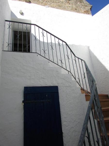 accès appartement