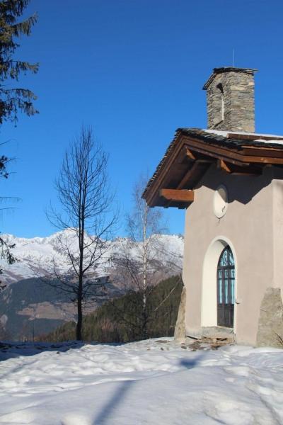 La chapelle. Désir de Robert BLANC, berger, créateur des ARCS