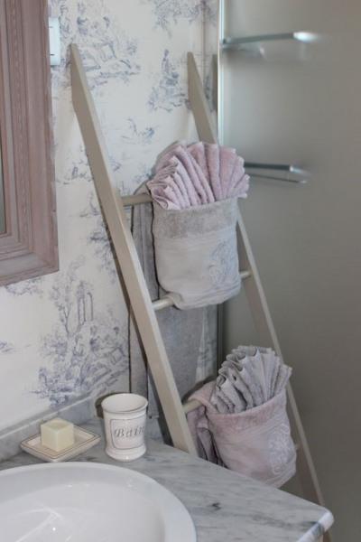 Salle de bains avec meuble vasque et douche XL 160 x 80