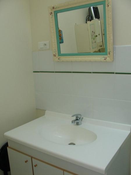 Meuble vasque de la salle de bain