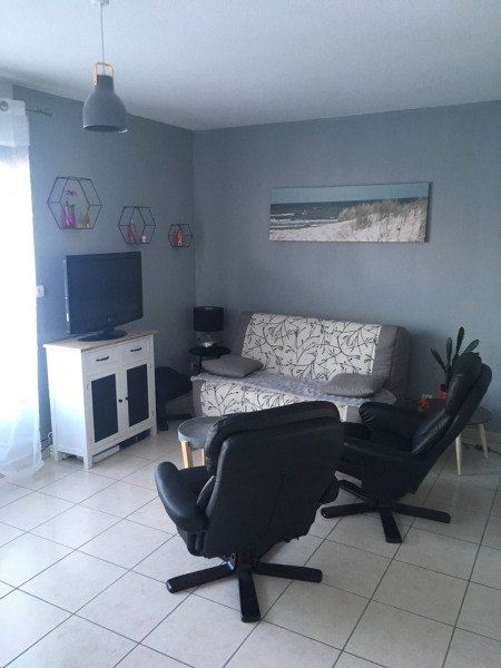 Location vacances Les Sables-d'Olonne -  Appartement - 4 personnes - Salon de jardin - Photo N° 1