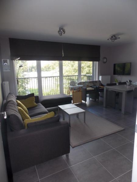 Recent appartement met 2 slaapkamers en garage