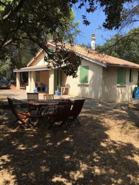 Location vacances Pignan -  Maison - 6 personnes - Barbecue - Photo N° 1