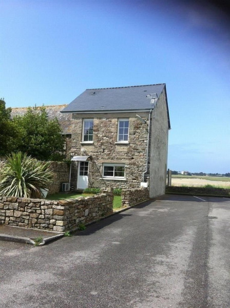 Holiday rentals Portbail - House - 6 persons - BBQ - Photo N° 1