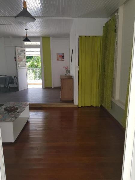 Location vacances Rivière-Pilote -  Appartement - 4 personnes - Ventilateur - Photo N° 1