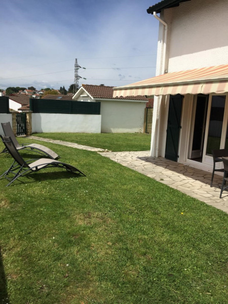 Holiday rentals Saint-Jean-de-Luz - House - 6 persons - BBQ - Photo N° 1