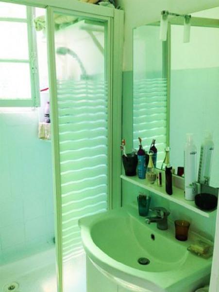 location 2 Salle de bain et Grande douche.