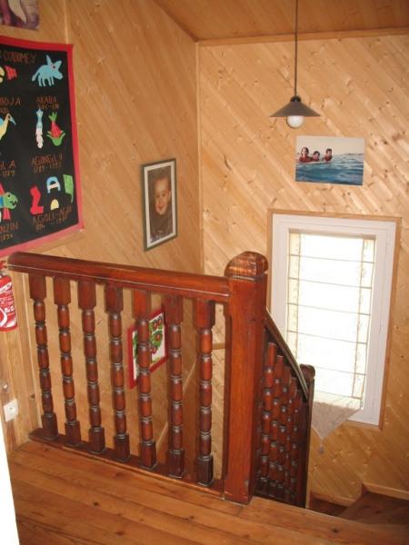Le palier de l'étage