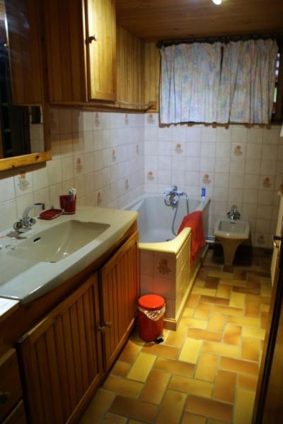 salle de bain du gite principal