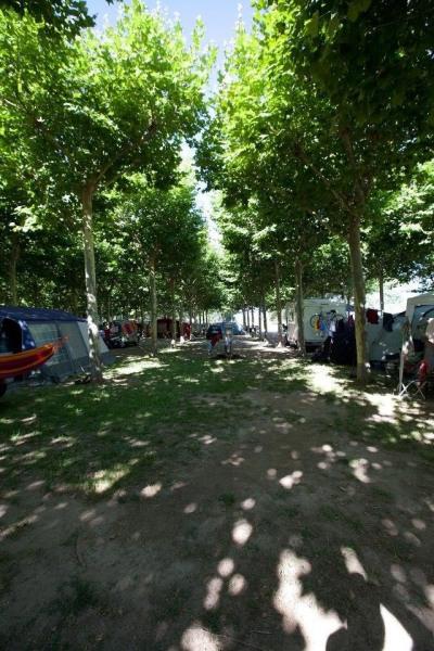 Camping Riu, 200 emplacements, 42 locatifs