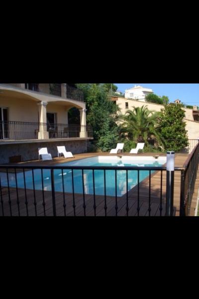 piscine (3 niveaux)