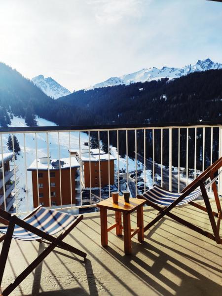 Alquileres de vacaciones Courchevel - Apartamento - 9 personas - Silla de cubierta - Foto N° 1