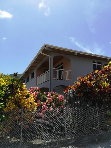 Location vacances Les Anses-d'Arlet -  Appartement - 4 personnes - Câble / satellite - Photo N° 1