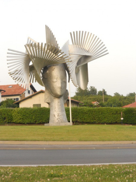 statue de la cité de l'océan