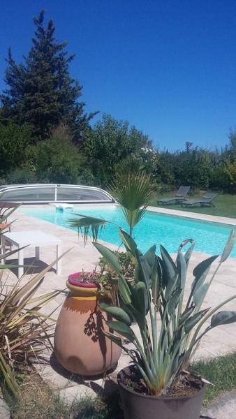 Location vacances Aix-en-Provence -  Appartement - 4 personnes - Barbecue - Photo N° 1