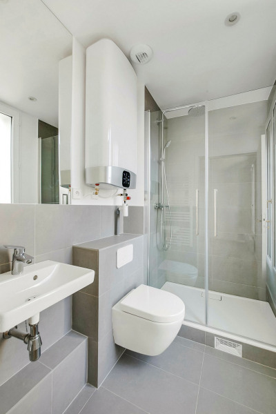 Appartement (1 pièce) à Paris 20ème (75020) - 950 € /mois - 21, - Paris 20ème (75020)-6