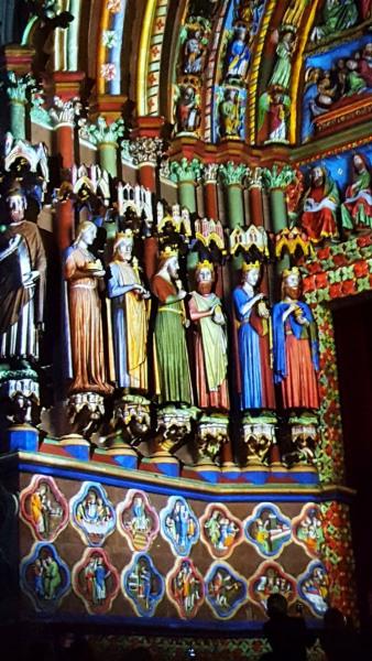 La Chroma, cathédrale d'Amiens