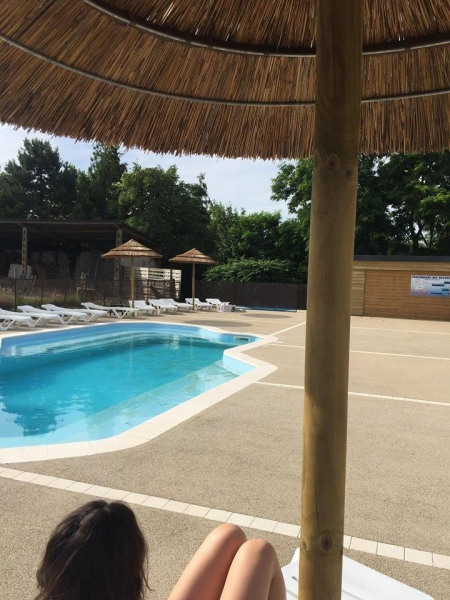 Camping L'Ambois, 6 emplacements, 57 locatifs