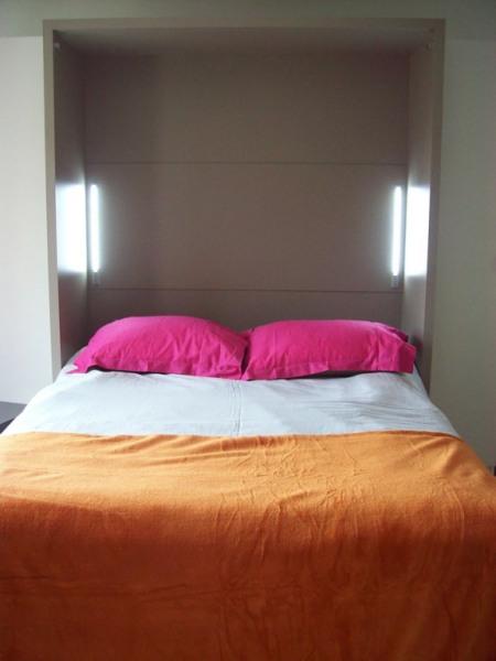 lit escamotable sommier et matelas de qualité