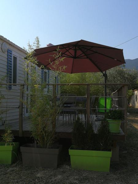 Alquileres de vacaciones Villelongue-dels-Monts - Casa - 4 personas - BBQ - Foto N° 1