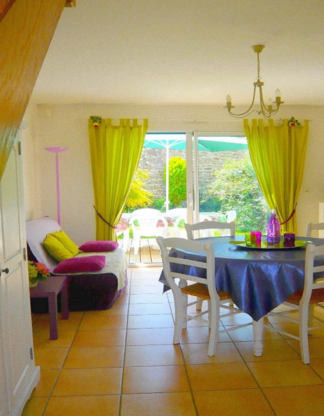 Holiday rentals Plougoumelen - House - 5 persons - BBQ - Photo N° 1