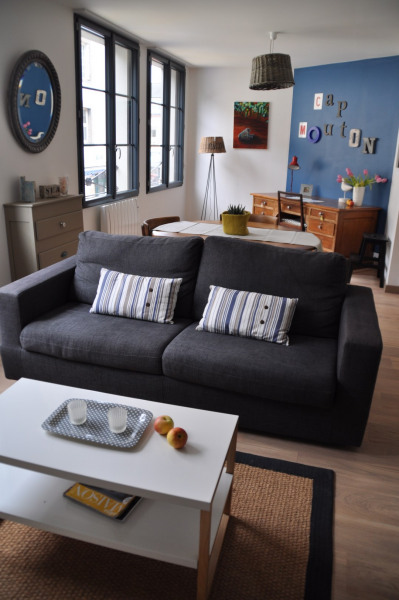 Location vacances Binic -  Appartement - 3 personnes - Barbecue - Photo N° 1