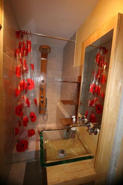 salle d'eau chambre d'hôtes