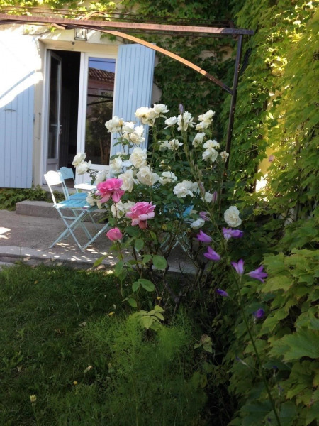 Holiday rentals Cabrières-d'Avignon - Cottage - 4 persons - BBQ - Photo N° 1