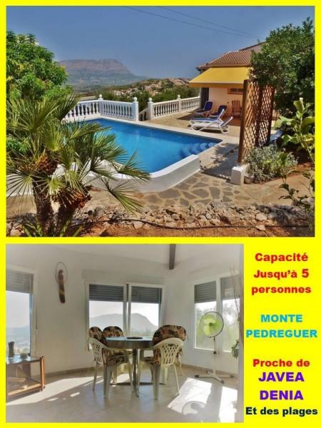 Villa pour 5 pers. avec piscine privée, Pedreguer