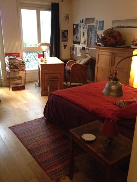 Chambre principale - Principal Bedroom